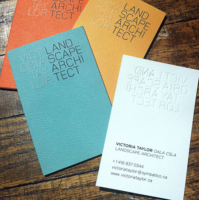 Victoria taylor landscape architect logo business cards push victoria taylor landscape architect logo business cards prev next 7 of 7 colourmoves