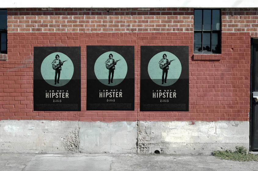Hipster Poster Design Poster Design